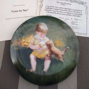 Cone for Two collector plate Special Moments